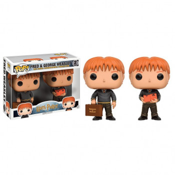 FUNKO POP! PACK 2 FRED &...