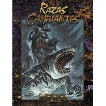 RAZAS CAMBIANTES - HOMBRE LOBO EL APOCALIPSIS