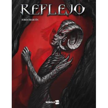 REFLEJO (PORTADA OSCURIDAD)