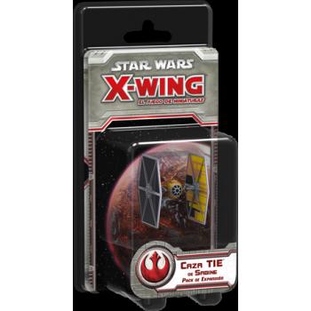 X-WING: CAZA TIE DE SABINE...