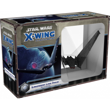 X-WING: LANZADERA CLASE IPSILON