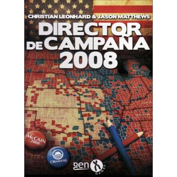 DIRECTOR DE CAMPAÑA 2008 - JUEGO DE TABLERO