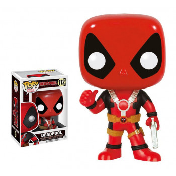 FUNKO POP! 112 DEADPOOL...