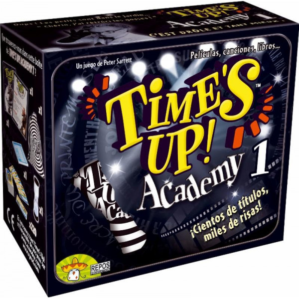 TIME'S UP ACADEMY 1