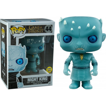 POP! 44 NIGHT KING EXCLUSIVE (BRILLA EN LA OSCURIDAD). JUEGO DE TRONOS