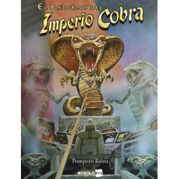 EL RETORNO DEL IMPERIO COBRA (LIBRO JUEGO)