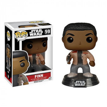 FUNKO POP! 59 FINN. STAR WARS
