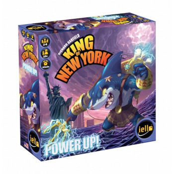 KING OG NEW YORK - POWER UP!