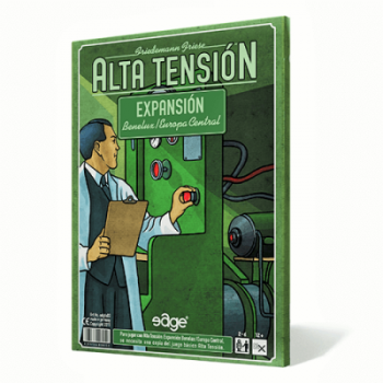 ALTA TENSION - EXPANSION BENELUX - EUROPA CENTRAL
