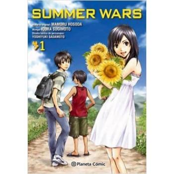 SUMMER WARS 01