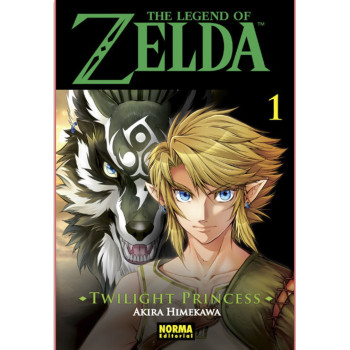 LEGEND OF ZELDA 01 TWILIGHT...