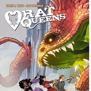 RAT QUEENS 01 DESCARO Y BRUJERIA