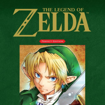 THE LEGEND OF ZELDA PERFECT EDITION - OCARINA OF TIME
