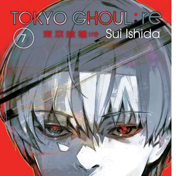 TOKYO GHOUL RE 07