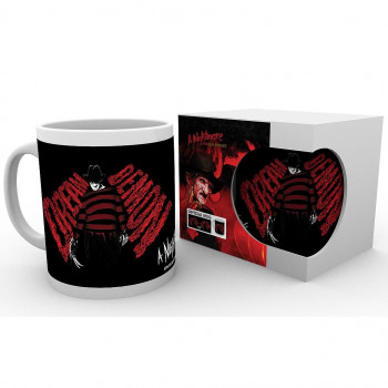 TAZA FREDDY KRUEGER DREAM...