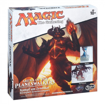 MAGIC THE GATHERING EXPANSION ARENA OF THE PLANESWALKERS - KAMPF UM ZENDIKAR (ALEMAN)