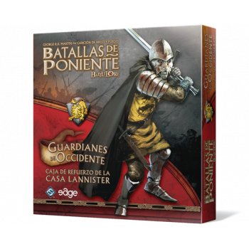 BATALLAS DE PONIENTE - GUARDIANES DE OCCIDENTE