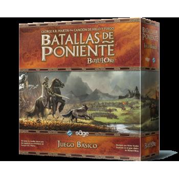 BATALLAS DE PONIENTE - JUEGO DE TABLERO