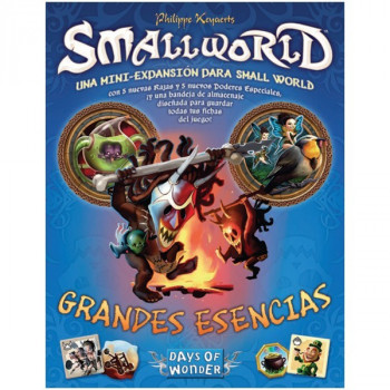 SMALLWORLD - GRANDES ESENCIAS