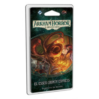 EL ESSEX COUNTY EXPRESS: EXPANSION ARKHAM HORROR - JUEGO DE CARTAS