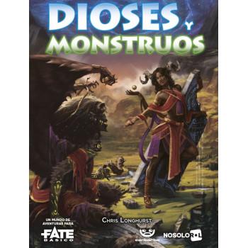 DIOSES Y MONSTRUOS - MUNDOS FATE