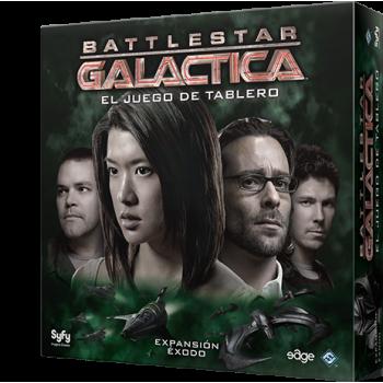 BATTLESTAR GALACTICA -...