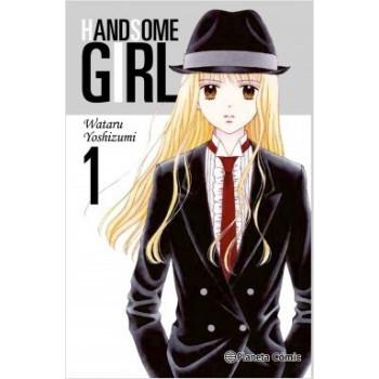 HANDSOME GIRL 01