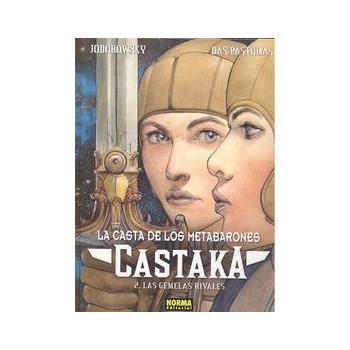CASTAKA 02 LAS GEMELAS RIVALES (LA CASTA DE LOS METABARONES)
