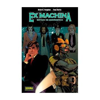 EX MACHINA 01 ESTADO DE EMERGENCIA