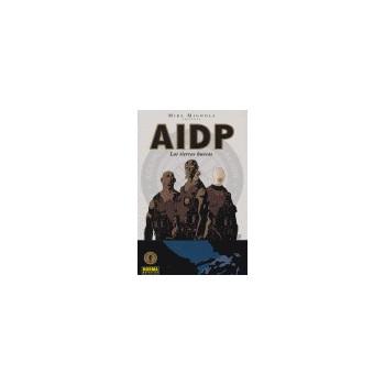 AIDP 01. LAS TIERRAS HUECAS