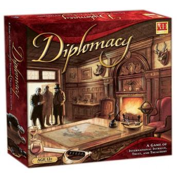 DIPLOMACY (INGLES)