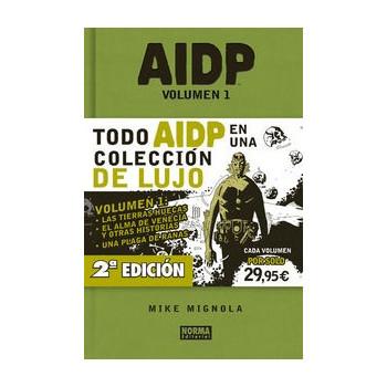 AIDP INTEGRAL VOL.01