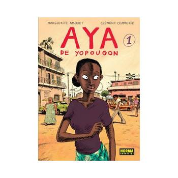 AYA DE YOPOUGON 01
