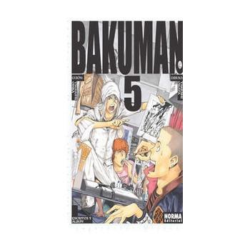 BAKUMAN. 05
