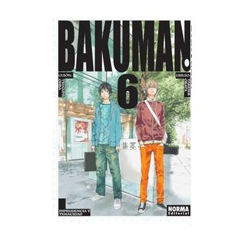 BAKUMAN. 06
