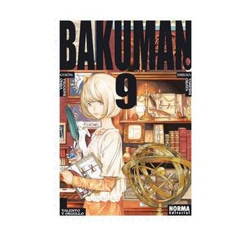 BAKUMAN. 09