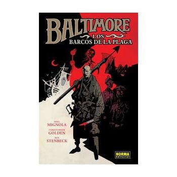 BALTIMORE 01 - LOS BARCOS DE LA PLAGA