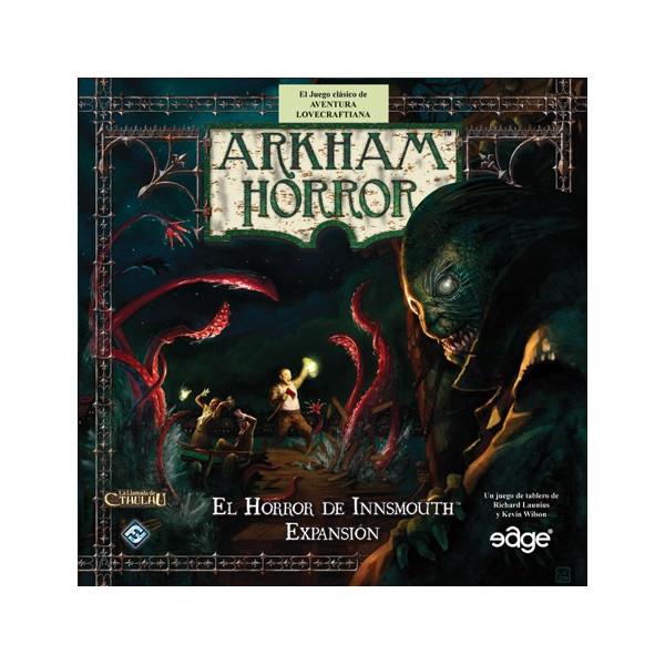 ARKHAM HORROR: EL HORROR DE INNSMOUTH - EXPANSION