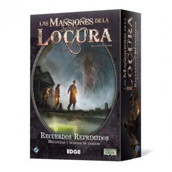 RECUERDOS REPRIMIDOS - EXPANSION LAS MANSIONES DE LA LOCURA (2ª EDICION)