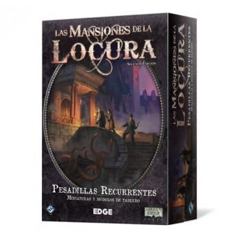 PESADILLAS RECURRENTES - EXPANSION LAS MANSIONES DE LA LOCURA (2ª EDICION)