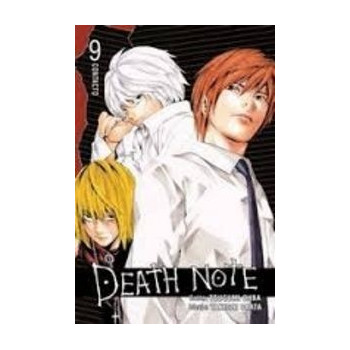 DEATH NOTE 09