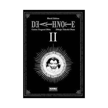 DEATH NOTE BLACK EDITION 02