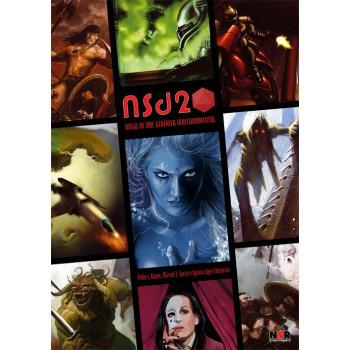 NSD20 - JUEGO DE ROL GENERICO MULTIAMBIENTAL (EDICION A COLOR)