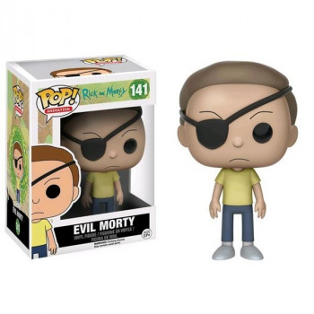 FUNKO POP! 141 EVIL MORTY....