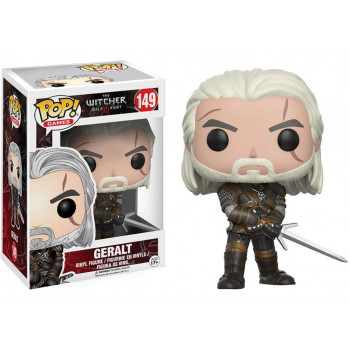 FUNKO POP! 149 GERALT. THE...