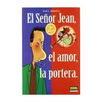 EL SEÑOR JEAN 01. EL AMOR,...