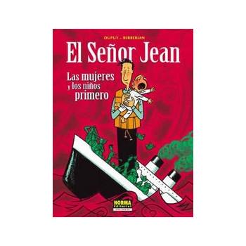 EL SEÑOR JEAN 03: LAS...