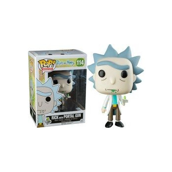 FUNKO POP! 114 RICK WITH...
