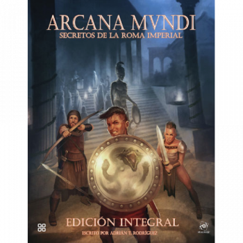 ARCANA MUNDI - EDICION...