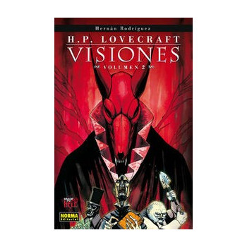 H.P. LOVECRAFT VISIONES 02